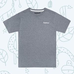 Timberland Boys Short Sleeve T-shirt Size M